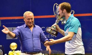2017 : El Sherbini retains World Crown, Gaultier claims men's